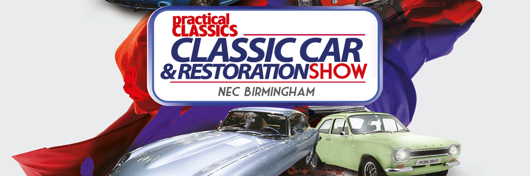 See us at the NEC Restoration Show - 27 to 29th March.